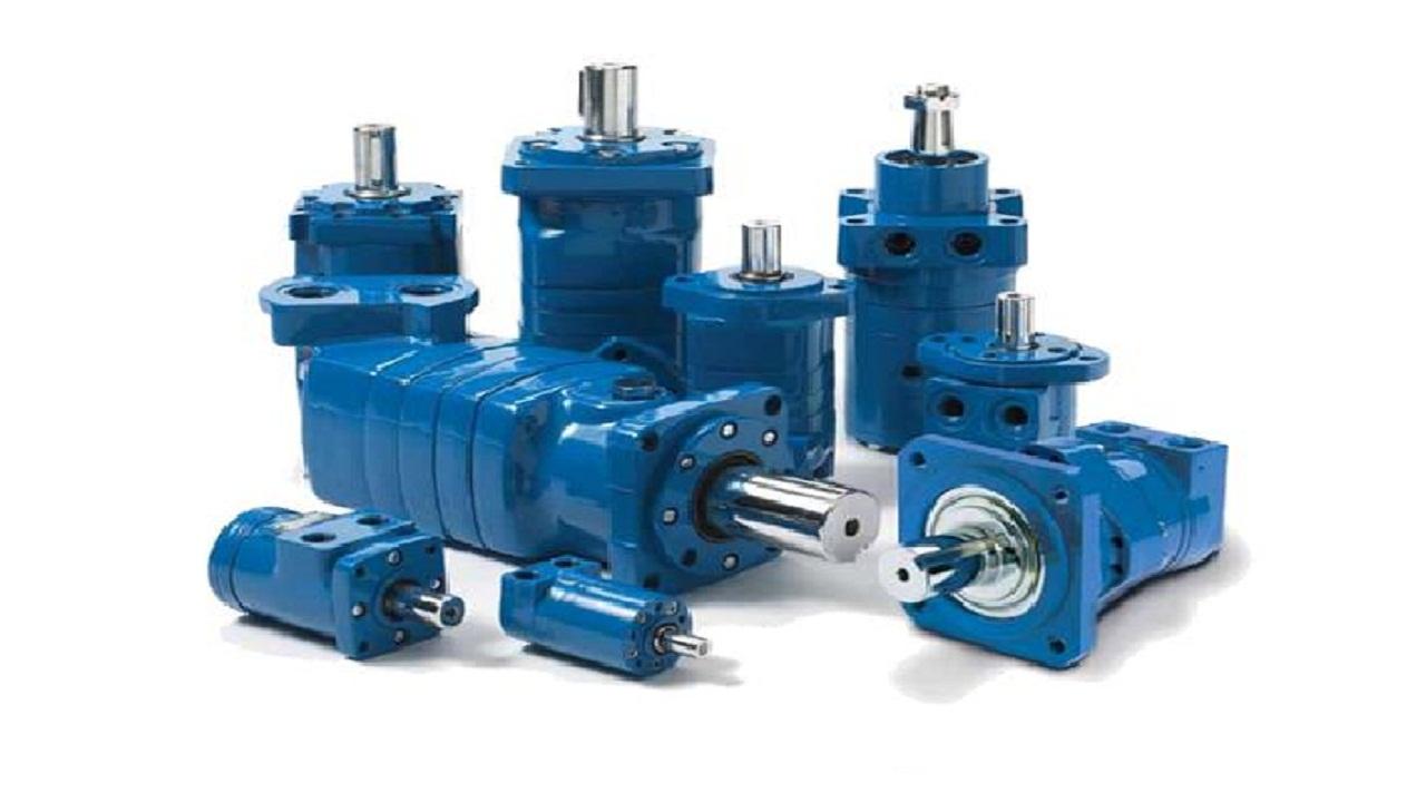 Jual Eaton - Vickers Hydraulic Pump Motor Di Jakarta